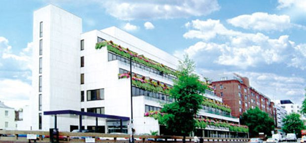 The Wellington Hospital